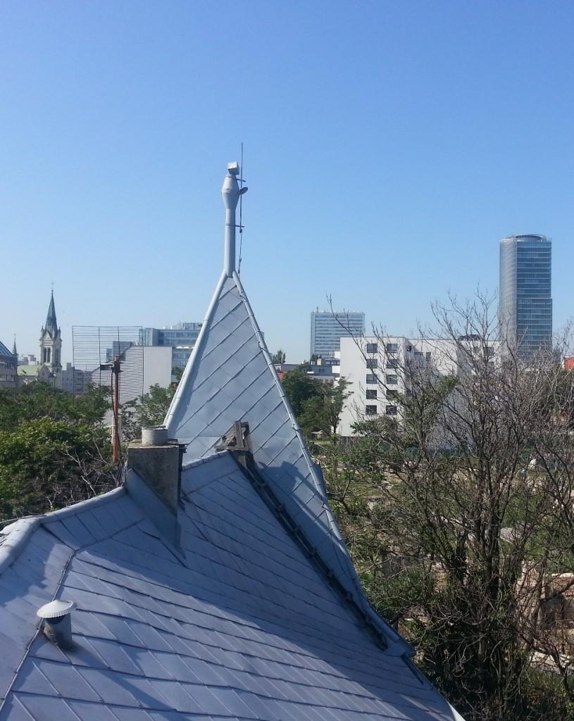 krivolaka strecha